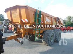 Dangreville BB18000 16.57 ton T/A