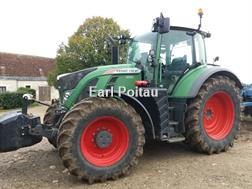 Fendt 716 Vario S4 POWER