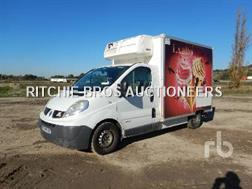 Renault TRAFFIC 115DCI Camion Fourgon