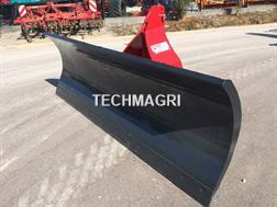 Techmagri Lame ensilage 2.60m / 3m