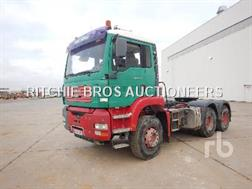 Man TGA33.480 Tracteur Routier