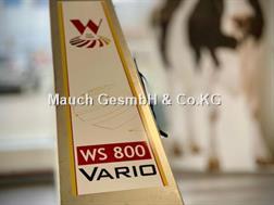 Western Westermann Electro Spaltenschieber WS800 Vario