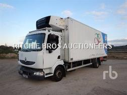 Renault 190DXI 4x2 Reefer Truck