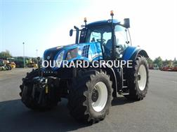 New Holland T8-330