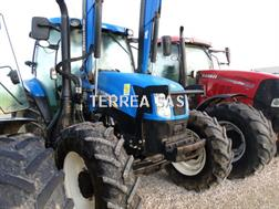 New Holland T6,120