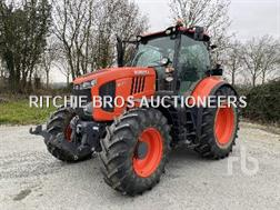 Kubota M7171 4WD Agricultural Tractor