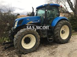 New Holland Tracteur agricole T7040 PC New Holland