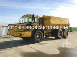 Volvo A30C 6x6 water