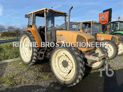 Renault CERES 335 4WD Agricultural Tractor
