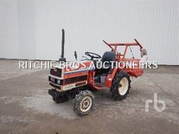 Yanmar F13-ED Tracteur Utilitaire
