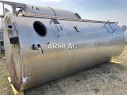 ARSILAC - PROMO - Cuve inox - 195 HL