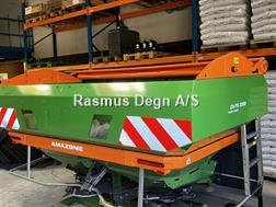 Amazone ZA-TS 3200 ISOBUS -- KAMPAGNE pris Kr. 146.000,-