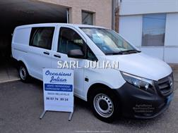 Mercedes VITO 6 places double cabine