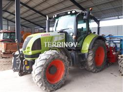 Claas ARION610