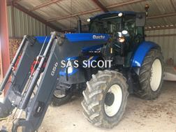 New Holland Tracteur agricole T5.105 Dual Command New Holland