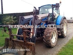 New Holland T5.120 EVOLUTION