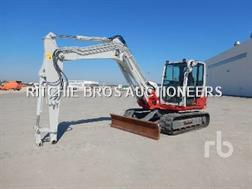 Takeuchi TB290A Midi Excavator
