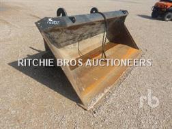 Riman 05195003A Hydraulic Side Dump Q/C 2400 mm