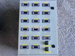 ARSILAC Coffret de régulation - 18 cuves