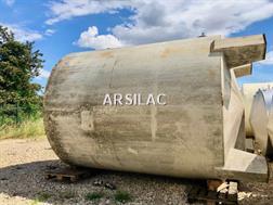 ARSILAC - PROMO - Cuve acier revêtu - 280 HL