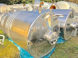 ARSILAC - NEUF - Cuve inox 304 - 53 HL