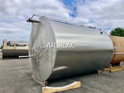 ARSILAC - Cuve inox 316L - 375 HL