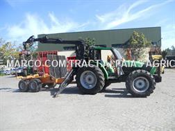 Deutz-Fahr Agrofarm 420T Ecoline
