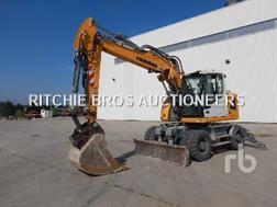 Liebherr A914 COMPACT Mobile excavator