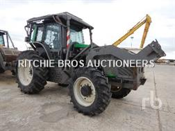 Valtra T121H 4WD Forestry Tractor