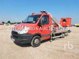 Iveco 35S11 w/Multitel MX200DS, 20m
