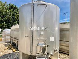 ARSILAC - Cuve inox - 104 HL