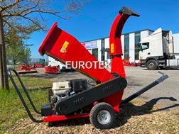 EUROTEK Broyeur de branches thermique