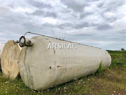 ARSILAC - Cuve fibre - 800 HL