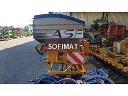 Alpego Semoir en ligne conventionnel ASF1400 Alpego