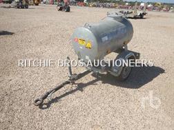 Hubiere S/A Water Tank Trailer