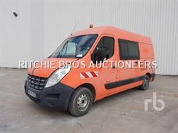 Renault MASTER 100DCI Vehicule Utilitaire Double Cabine C