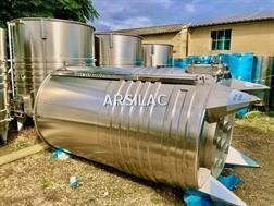 ARSILAC Cuve inox 304 - 80 HL