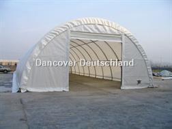 Divers Rundbogenzelt 9,15x12x4,50 m Lagerzelt Lagerhalle