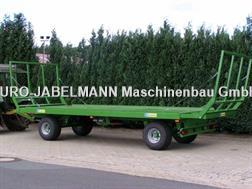 Pronar 2-achs Ballentransportwagen, TO 25; 12,0 to, NEU