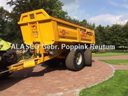 Alasco PH 2600 mit 181 cm Achsabstand