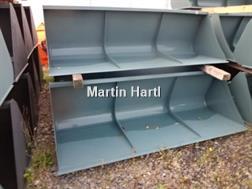 Divers H LM- 2,2 M- Neu- Universalschaufel m. Hardoxschü