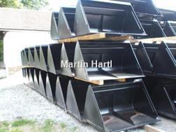 Divers Frontladerschaufel NEU 1,5 M-Universal- Hardoxsch