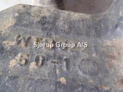 Valmet 865 Bagaksel H / Rear axle R