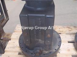 Valmet 8150 Bagaksel H / Rear axle R
