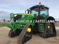 John Deere Orugas de goma para tractores
