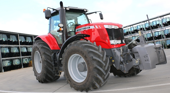 Massey Ferguson 7700 - Des tracteurs aboutis