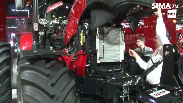 Tracteur Case IH 2015 - Un coeur plus sain pour les Puma Stage IV