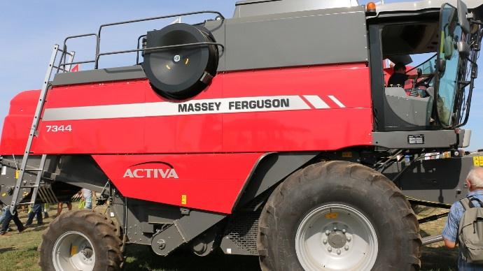 Moissonneuses-batteuses - Massey fait coup double pour la campagne 2016