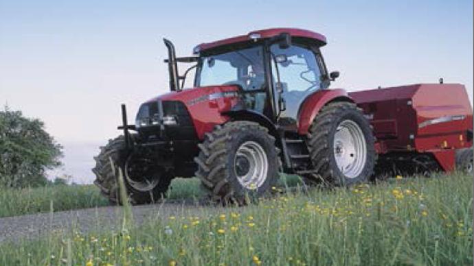 La cote agricole d'occasion tracteur - Case IH MXU 100,
