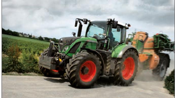 La cote agricole d'occasion tracteur - Fendt 720 Vario, compact et polyvalent